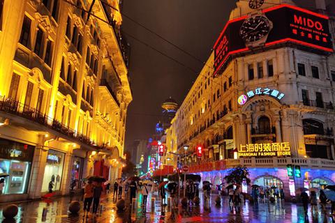 一座第一眼就惊艳的城市,揭露魔都的神秘面纱