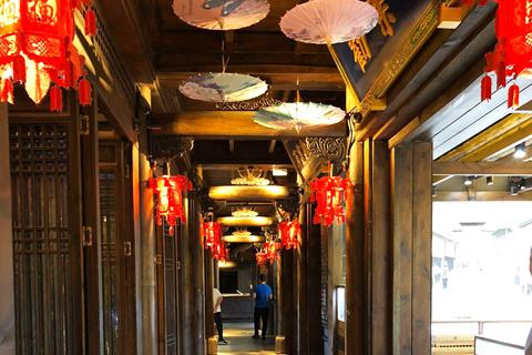 宽窄巷子吃喝玩乐,感受成都浓郁的巴蜀文化