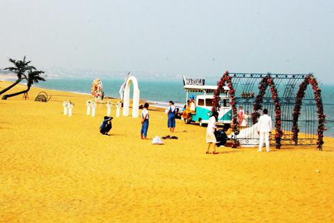 生活需要惊喜,在阳光海岸的日照邂逅浪