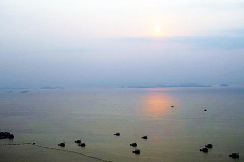 【穿越游记游记】---开启休闲模式,广东巽寮湾游之启程与美食